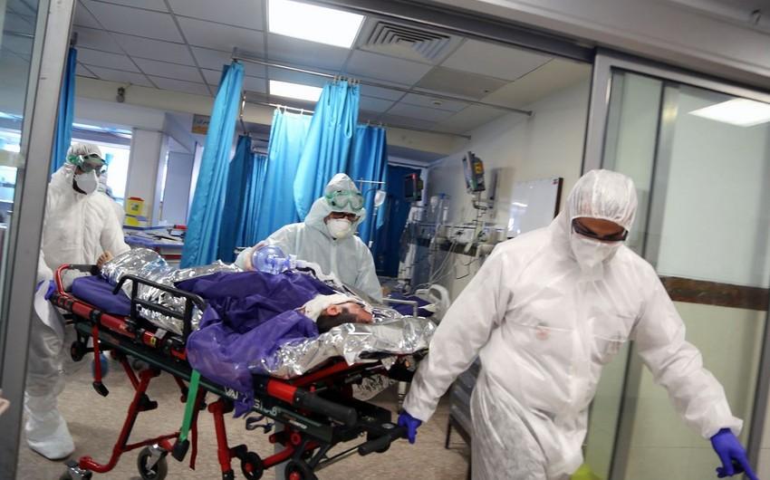 İtaliyada pandemiya qurbanlarının sayı 19 minə yaxınlaşır