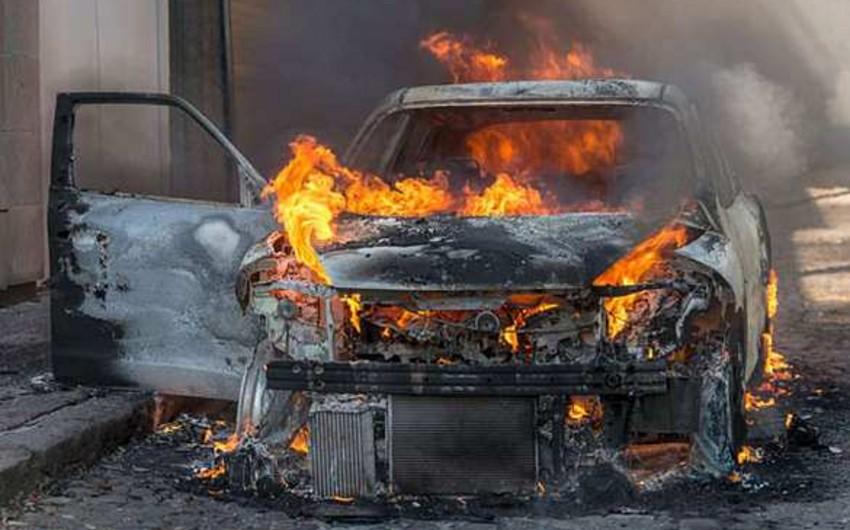 İordaniyada minalanmış avtomobil partlayıb, ölən və yaralananlar var