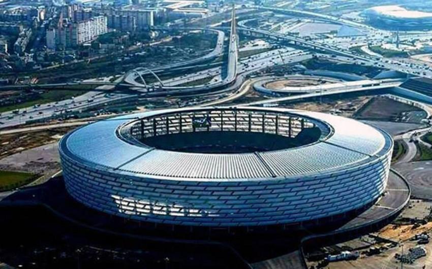 Bakıda keçiriləcək 2016-cı il Avropa çempionatının stadionları müəyyənləşib