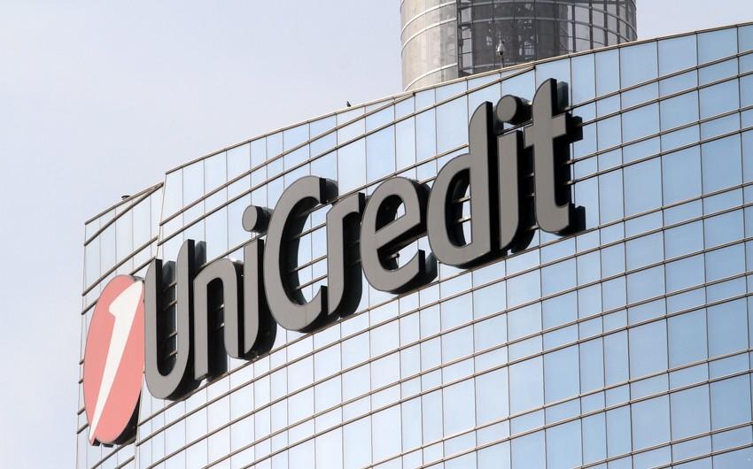 """""""Unicredit"""" zərərini açıqlayıb"""
