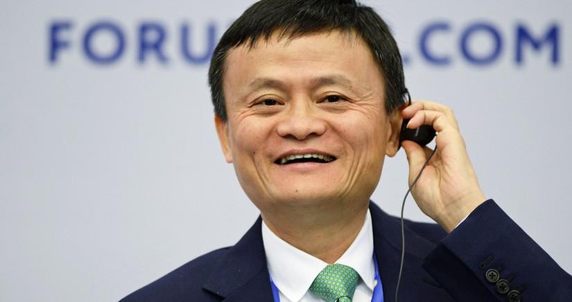 Состояние Джека Ма после штрафа Alibaba выросло на 2 млрд долларов