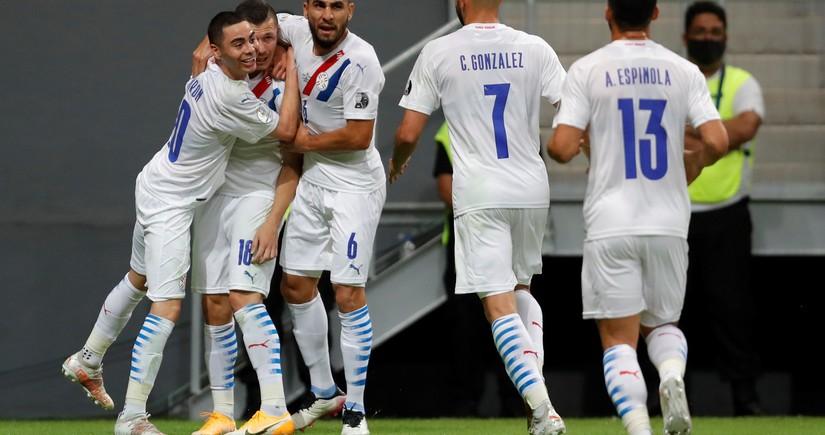 Копа Америка: Сборная Парагвая вышла в плей-офф