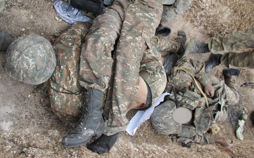 Ermənistanda son günlər itkilərin sayının açıqlanmamasının səbəbi nədir?