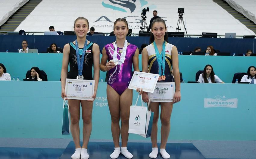 Mariana Vasileva Azərbaycan birinciliyində çıxış edib
