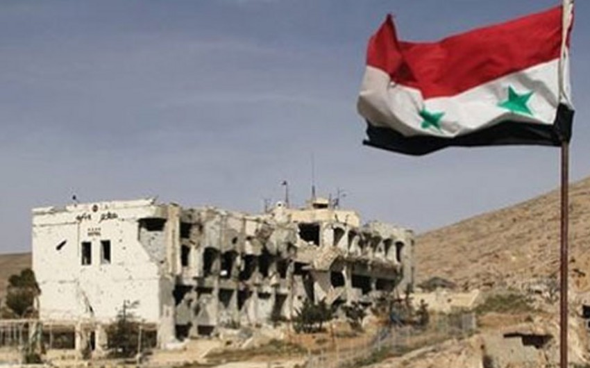 Syria's name changes soon