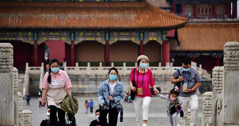 Çin daxili turizmini bərpa etdi