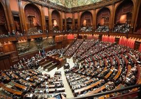 İtalyan parlamentariləri Ermənistanın təxribatını pisləyən bəyanatlar veriblər