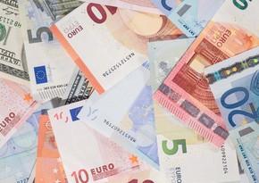 Курсы валют Центрального банка Азербайджана (27.04.2021)