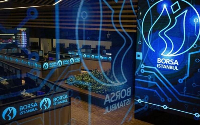 Borsa İstanbul indeksi 4 illik maksimuma çatıb
