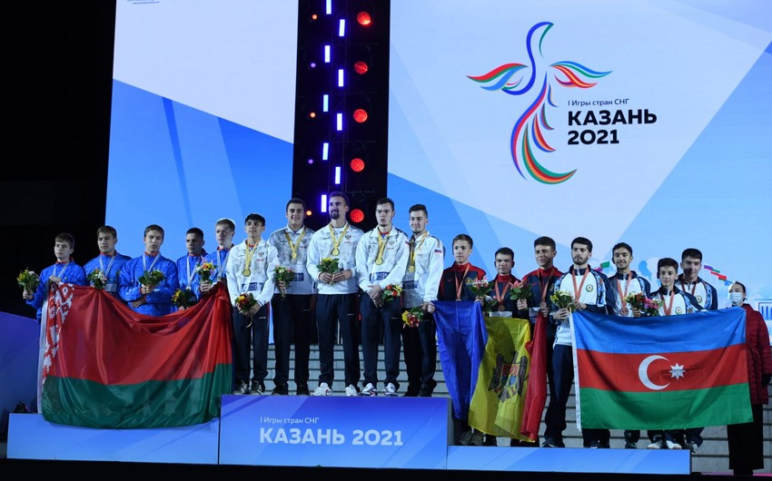 CIS Games: Azerbaijan claims two more bronze medals
