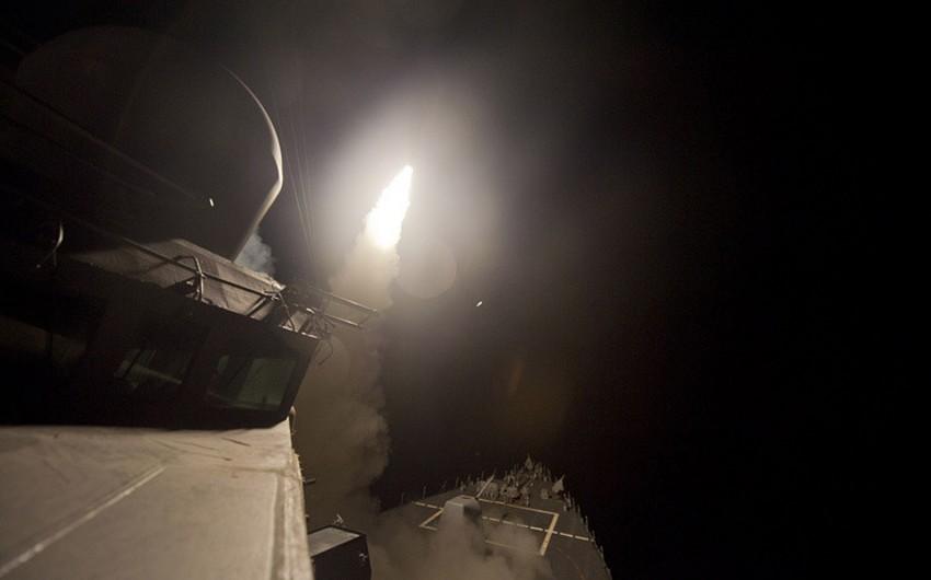 Ekspert: ABŞ-ın Suriyadakı bazaya aviazərbələr endirməsi Rusiya və İran üçün ciddi siqnaldır - RƏY