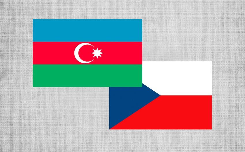 Çexiya Azərbaycanla iqtisadi əməkdaşlığı gücləndirmək istəyir