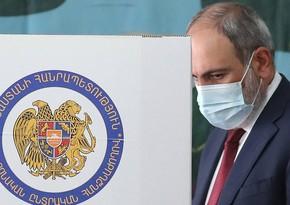 Партия Пашиняна победила на досрочных выборах в парламент Армении - ОБНОВЛЕНО - 6