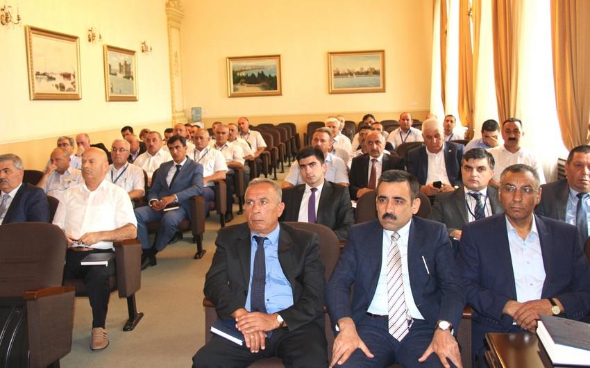 В Азнефть прошло совещание по усовершенствованию охраны труда