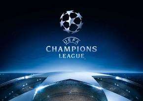 Названа символическая сборная недели Лиги чемпионов