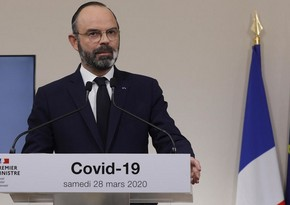 Fransa Baş naziri: Aprelin ilk 15 günü çətin olacaq