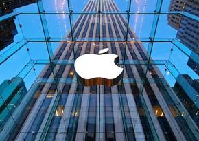 """""""Apple""""ın bazar dəyəri """"FTSE 100"""" indeksini keçib"""