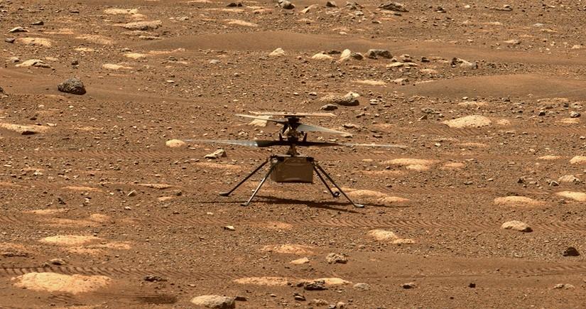 NASA yenidən helikopterinin Marsa ilk uçuşunu təxirə saldı