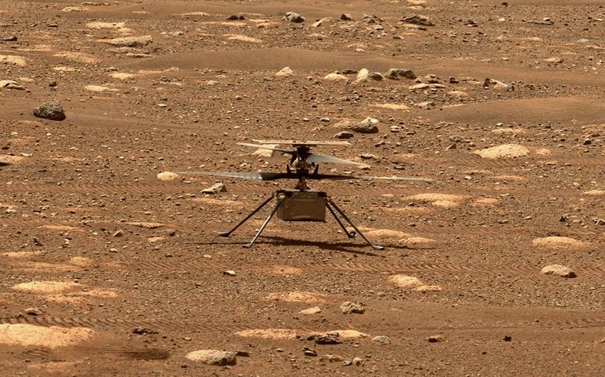 Вновь перенесен первый полет вертолета на Марсе