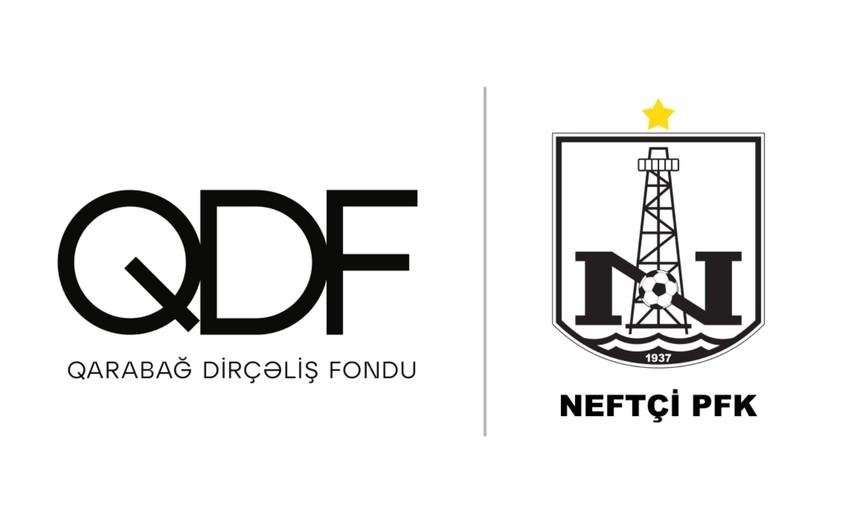 """""""Neftçi"""" bilet sataraq, Qarabağ Dirçəliş Fonduna və YAŞATa ianə edəcək"""