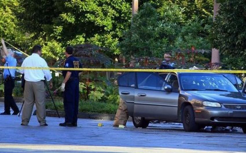 ABŞ-da baş verən atışmada 2 nəfər ölüb, 6 isə yaralanıb
