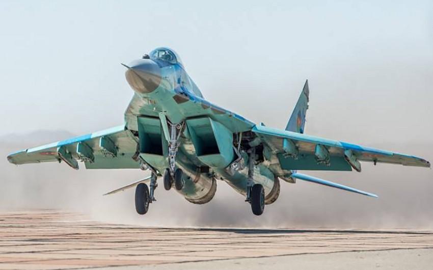 Представители ВВС Азербайджана примут участие в учениях Анатолийский орёл - 2021