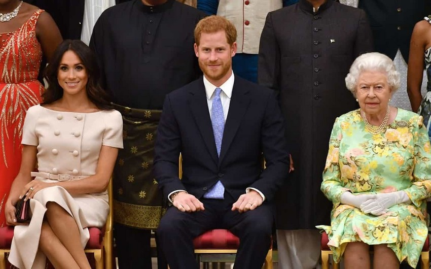 II Elizabet şahzadə Harrinin qərarından narazıdır