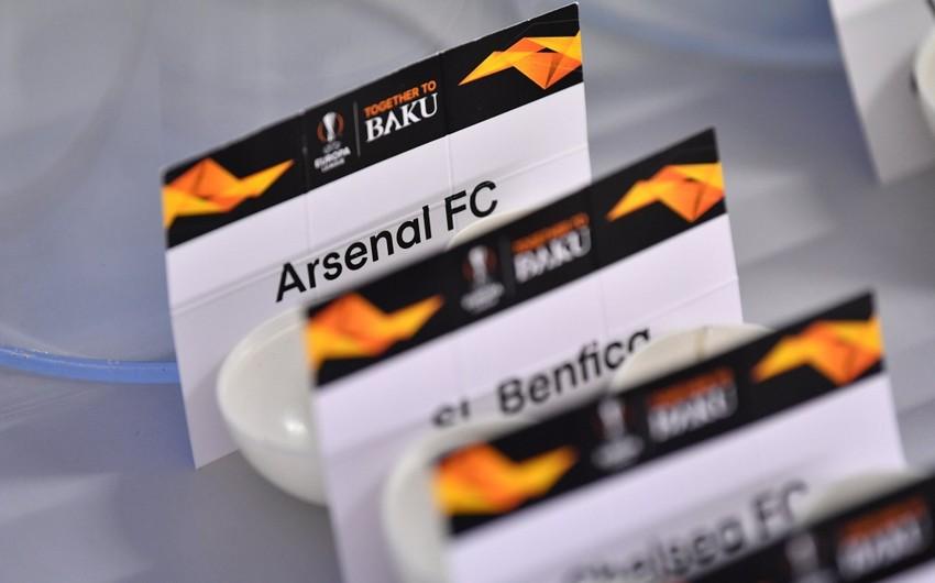 Лига Европы: Состоялась жеребьевка 1/4 финала и полуфинала