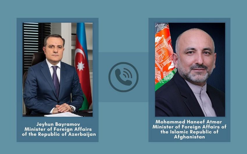 Azərbaycan Əfqanıstanla əməkdaşlığın genişlənməsi imkanlarını müzakirə edib