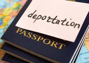26 Azerbaijani citizens deported from Germany