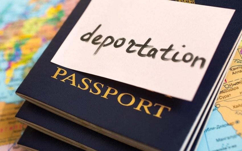 Azərbaycanın 26 vətəndaşı Almaniyadan deportasiya olunub