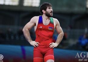 Avropa çempionatı: Yunan-Roma güləşçilərimiz 3 medal qazandı