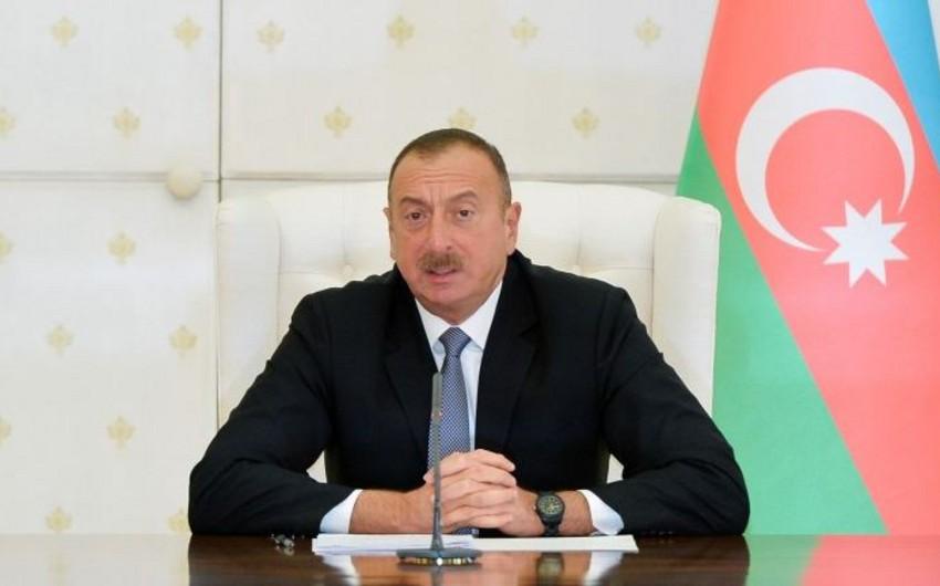 Azərbaycan prezidenti: Heç kim bizim qarşımızda heç bir tələb qoya bilməz
