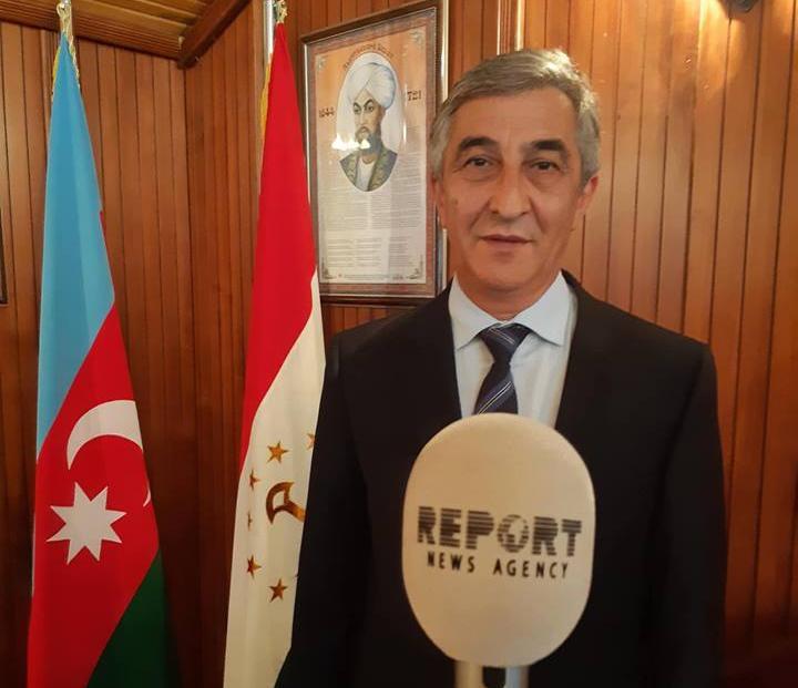 Посол Таджикистана: Мы тесно сотрудничаем с Азербайджаном в борьбе с терроризмом
