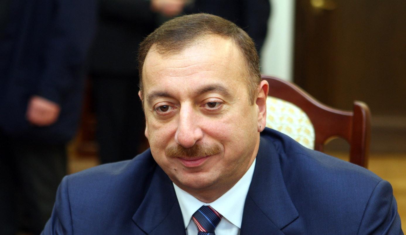 Azərbaycan Prezidenti İtaliya baş nazirinin birinci müavinini qəbul edib