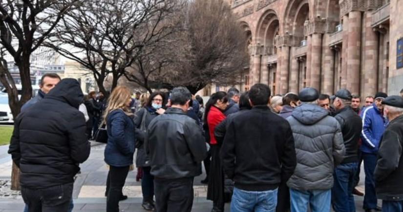 Родители пропавших армянских военнослужащих: Минобороны вообще не владеет ситуацией