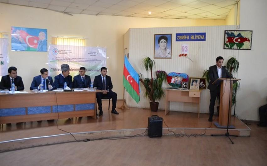 В Барде прошло просветительское мероприятие на тему Наши национально-духовные ценности и молодежь