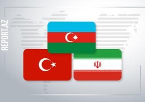 Date of Azerbaijan-Turkey-Iran meeting discussed