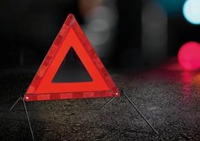 Abşeronda 46 yaşlı kişini avtomobil vurdu