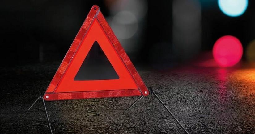 Babək prospektində 36 yaşlı piyadanı avtomobil vurdu