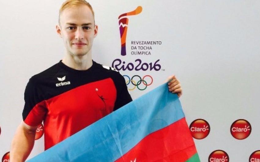 Azərbaycanın daha bir gimnastı olimpiadaya lisenziya qazanıb
