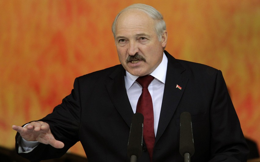 Visit program of Belarus President to Azerbaijan revealed