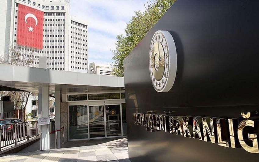 МИД Турции: Признание сенатом США геноцида армян - попытка подорвать усилия по развитию отношений Анкары и Вашингтона