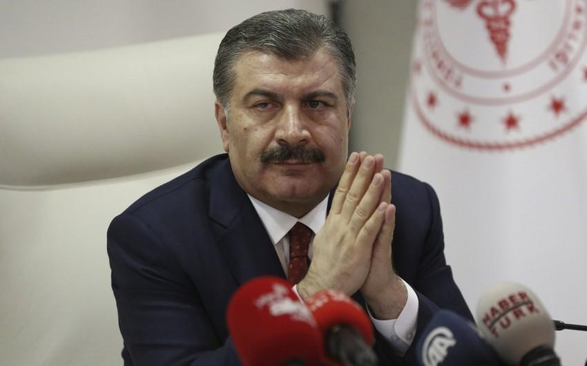 Türkiyədə koronavirusdan ölənlərin sayı 5 mini ötdü