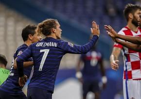 Сборная Франции снова обыграла Хорватию