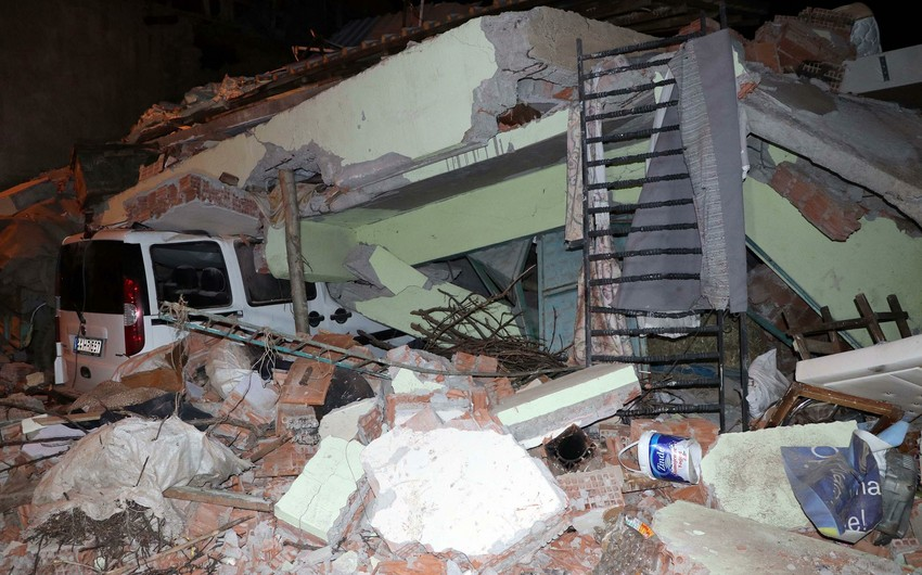 Report from Turkey's earthquake-ravaged area - PHOTOS