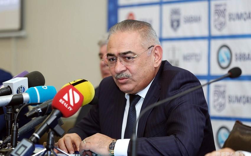 Ramin Musayev: 2020/2021 mövsümündə Premyer Liqada 10 komanda olmalıdır