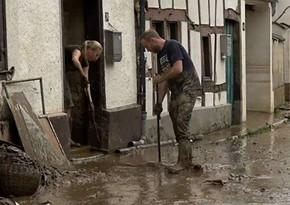 В Бельгии число погибших от наводнений увеличилось до 15