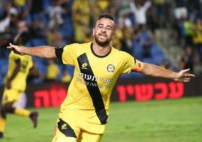 Tarixdə ilk dəfə İsrail futbolçusu ərəb klubu ilə müqavilə imzaladı
