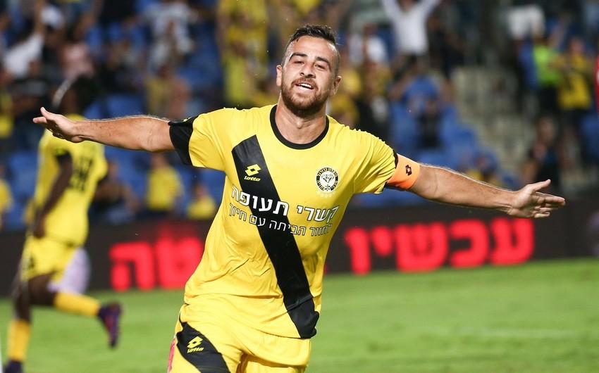 İsrail futbolçusu ərəb klubunda -